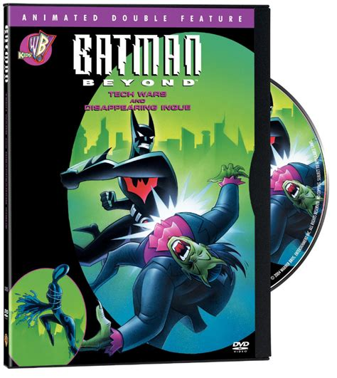 Batman Beyond – Tech Wars and Disappearing Inque (DVD