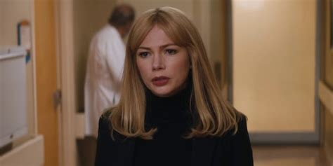 Why Michelle Williams Joined Sony's Venom   Stone Marshall