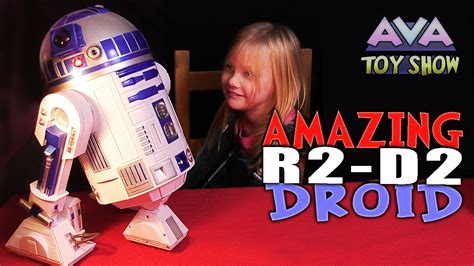 Star Wars R2-D2 Interactive Robot Droid R2D2 The Force