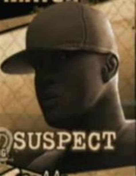 Suspect - Def Jam Fight For NY Wiki