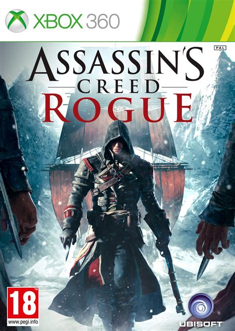 Assassin's Creed Rogue Download Xbox 360 JTAG / RGH Game