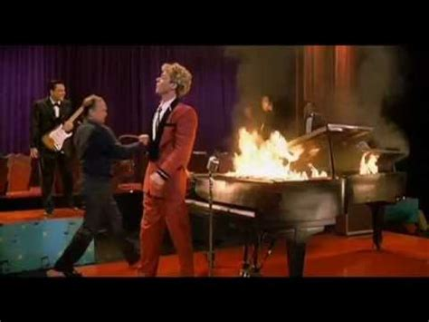 Jerry Lee Lewis - Great Balls of Fire (1957 Music Video
