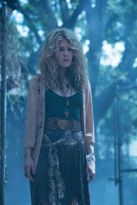 Rabe as Misty Day in Coven   American Horror Story Cast in