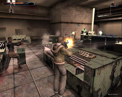 All Second Sight Screenshots for PlayStation 2, Xbox