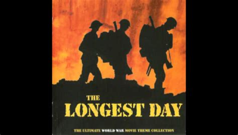 Paul Anka-The Longest Day(Orchestra Version)