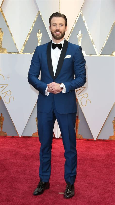 The hottest men on the Oscars red carpet ditched boring