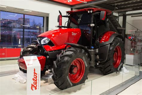 Past, present and future, all under one roof at the ZETOR