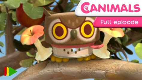 Canimals - 05 - Uly and the Apple - YouTube