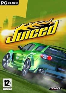 Juiced (video game) - Wikipedia