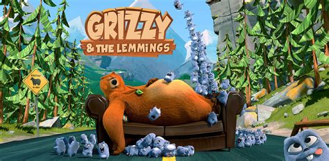 Grizzy and the Lemmings | Games, videos and downloads